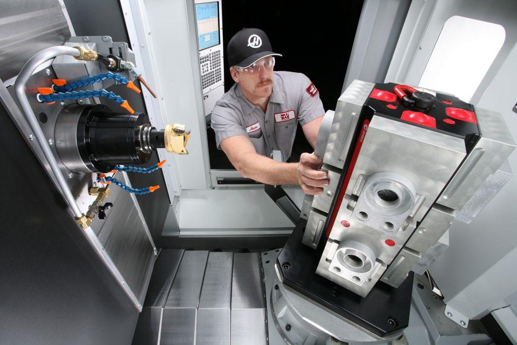 Haas Servicetechniker